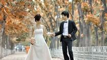 9 địa điểm chụp ảnh cưới lãng mạn khi Hà Nội vào thu