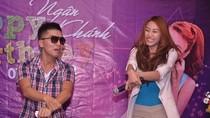 Ngân Khánh nhảy Gangnam style mừng sinh nhật