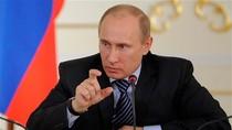 """Tổng thống Putin: """"Gậy Mỹ lại đập lưng Mỹ"""""""