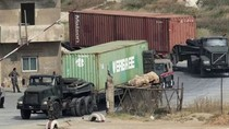Lebanon bắt giữ xe chở vũ khí cho phe nổi dậy ở Syria