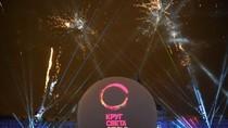 Moscow rực rỡ trong lễ hội Vòng tròn Ánh sáng