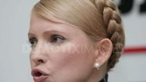 Cựu Thủ tướng ngồi tù Tymoshenko kêu gọi lật đổ chính phủ Ukraina