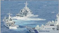 Cảnh sát biển Nhật Bản gồng mình bảo vệ Senkaku
