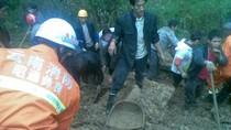 Lở đất chôn vùi 18 học sinh ở Vân Nam, Trung Quốc