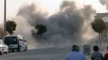 Thổ Nhĩ Kỳ đưa quân, kéo pháo ra biên giới với Syria