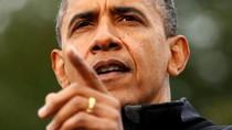 """Tổng thống Obama """"phản pháo"""" đối thủ Mitt Romney"""