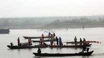 Trung Quốc: Lại xảy ra tai nạn chìm tàu, 11 người chết