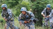 Thủy quân lục chiến HĐ Bắc Hải, Trung Quốc diễn tập chiếm đảo