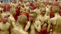 Khai mạc đại hội võ thuật Thiếu Lâm