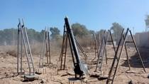 Hamas dội mưa rocket xuống lãnh thổ Israel
