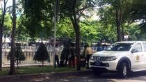 Nam giáo viên dùng hung khí đâm nữ đồng nghiệp thiệt mạng