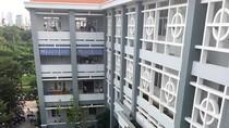 Trường Tiểu học Võ Thị Sáu đã đưa học sinh lớp 1 xuống… tầng dưới