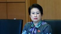 Bà Phan Thị Mỹ Thanh được cho thôi làm nhiệm vụ đại biểu Quốc hội