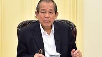 Tráo máy Nhật bằng máy Trung Quốc, Phó Thủ tướng yêu cầu xử lý