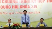 Ông Nguyễn Hạnh Phúc nói về đại biểu Đinh Thế Huynh và Phan Thị Mỹ Thanh