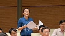 Đại biểu đề nghị mở rộng thẩm quyền áp dụng biện pháp ngăn chặn tẩu tán tài sản