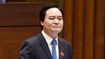 Bộ trưởng Phùng Xuân Nhạ đã nhận trách nhiệm gì trước Quốc hội?