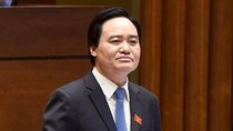 Tiêu cực thi quốc gia, Bộ trưởng Phùng Xuân Nhạ nhận trách nhiệm