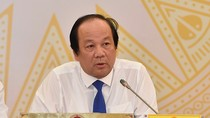 Không đặt vấn đề xem xét sáp nhập Bộ trong Luật Tổ chức Chính phủ