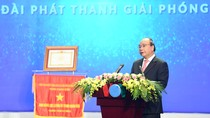 Thủ tướng trao danh hiệu Anh hùng cho Đài Phát thanh Giải phóng