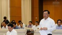 5 Bộ trưởng chuẩn bị báo cáo Ủy ban Thường vụ Quốc hội