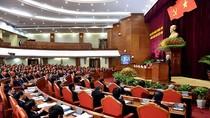 Trung ương Đảng đang họp tại Hà Nội