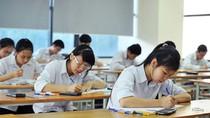 Yêu cầu Bộ Giáo dục sớm báo cáo Thủ tướng về hoàn thiện kỳ thi quốc gia