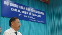 Thủ tướng phê chuẩn Phó Chủ tịch tỉnh An Giang