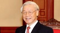 Giới thiệu đồng chí Nguyễn Phú Trọng để Quốc hội bầu Chủ tịch nước