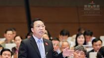 """Đại biểu Lưu Bình Nhưỡng lo việc cài cắm nhân cốt tạo ra nhiều Vũ """"nhôm"""""""