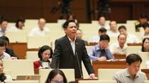 Bộ trưởng Nguyễn Văn Thể báo cáo Quốc hội hai dự án trọng điểm