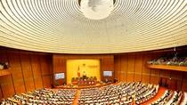 Hôm nay bế mạc kỳ họp thứ 6 của Quốc hội