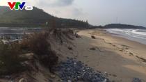 Tập trung khắc phục sạt lở bờ biển, ứng phó hiện tượng ElNino
