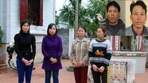 Cưỡng chế ở Hải Phòng:4 người vợ của 4 bị can nẫu ruột ngóng tin chồng