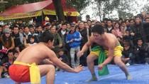 """""""Mãn nhãn"""" khi xem những trò chơi dân gian tại Hội Lim - Bắc Ninh"""
