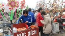 """Chùm ảnh: Những dịch vụ ăn theo """"hốt bạc"""" mùa lễ hội"""