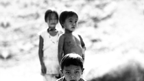 Chùm ảnh: Khát vọng của những đứa trẻ vùng cao