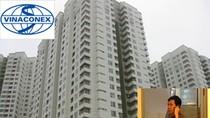 Vụ cụm chung cư N05: Sở Tài chính tuýt còi Vinaconex