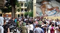 Hàng trăm người 'bao vây' bệnh viện đòi làm rõ cái chết của bé sơ sinh