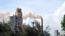 Khói bụi, nước thải của nhà máy xi măng Hoàng Thạch đang đầu độc dân