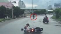 Từ vụ cướp dưới cầu Sài Gòn:Tự cứu mình, tránh bị cướp giật trên đường