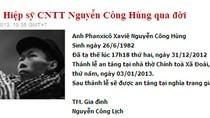 Cư dân mạng vĩnh biệt 'hiệp sĩ' CNTT Nguyễn Công Hùng