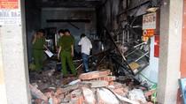 Bới từng mảng tường tìm 3 nạn nhân vụ nổ gas