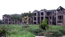 Nghịch lý: Xẻ đất nông nghiệp xây biệt thự bỏ hoang