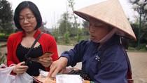 Góc ảnh độc giả: Những hình ảnh chưa đẹp tại chùa Bái Đính