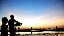 Góc ảnh: Mê mẩn vẻ đẹp bình minh trên biển Thuận An (Thừa Thiên Huế)