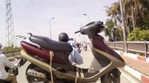 Những hình ảnh 'cười ra nước mắt' chỉ có ở giao thông Việt Nam (P31)