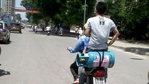 Những hình ảnh 'cười ra nước mắt' chỉ có ở giao thông Việt Nam (P32)