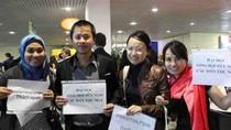 Chùm ảnh: Lưu học sinh Việt Nam tại Nga chào đón tân sinh viên