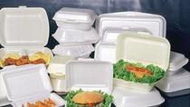 Hộp xốp đựng thức ăn gây hại cho gan